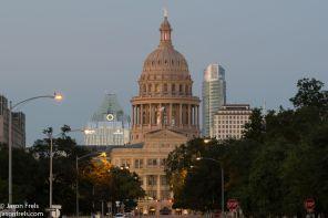 Texas State Capitol Austin