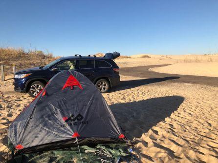 Monahans Sandhills State Park campground
