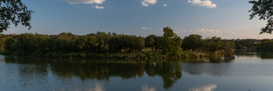 reflections at Brushy Creek Park