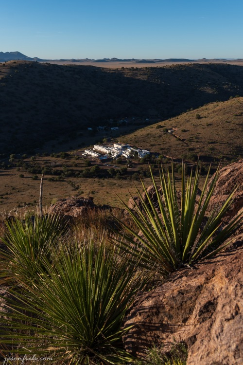 Indian Lodge at Davis Mountains State Park Texas