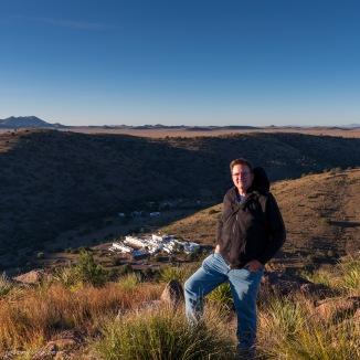 Me at Davis Mountains State Park