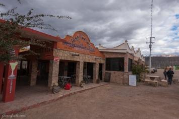 Jose Falcon's in Boquillas del Carmen Mexico