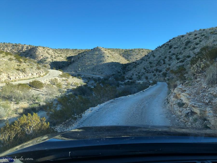 dirt-road-hot-spring-trail-big-bend