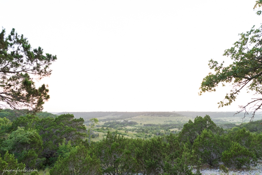 Balcones-Canyonlands-HDR-Sunset-Before-2