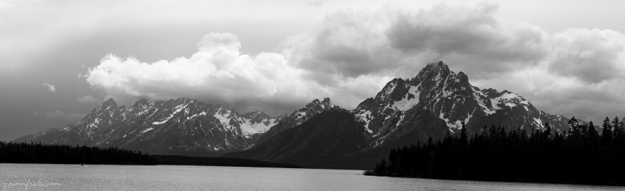 Jackson Lake - Grand Teton National Park