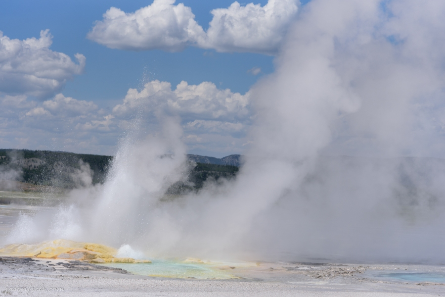 Geysers - Yellowstone National Park