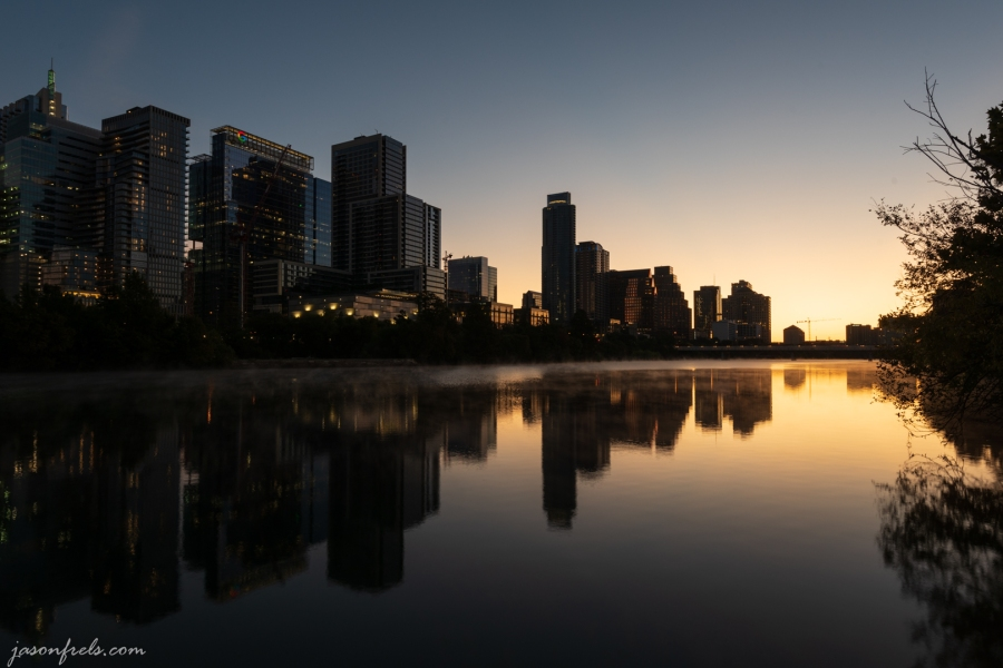 Austin at Sunrise