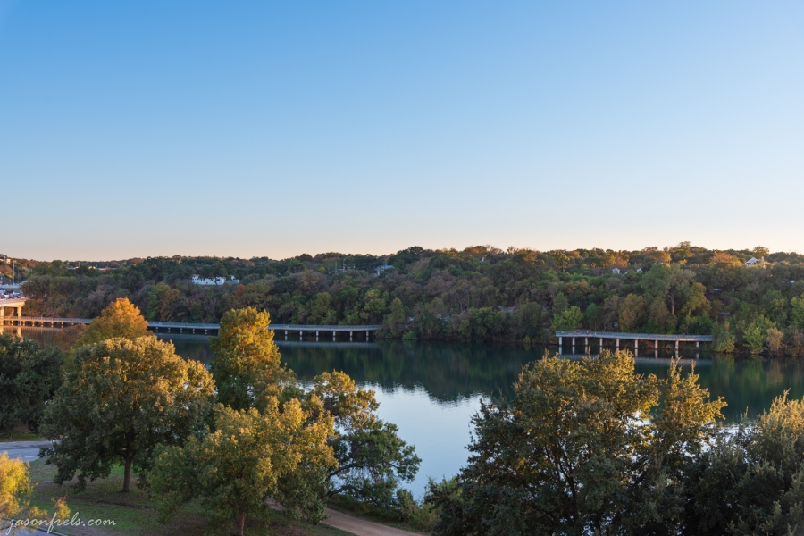 Lady Bird Lake Boardwalk