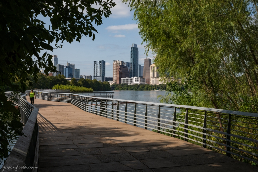 Austin Hiking and Jogging Trail